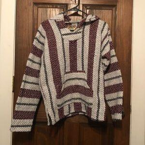 Sweaters - Baja Hoodie (Drug Rug)
